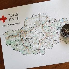 Rode Kruis - District Brabant-Noord